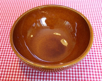 Exteremely Rare and equally beautiful Large 24cm Wattisfield Ware Bowl