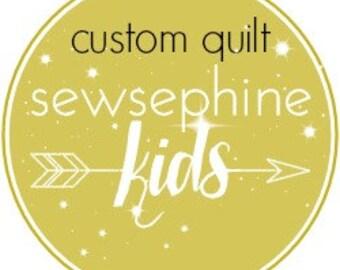 custom baby quilt, custom kids bedding, custom crib quilt, custom toddler quilt, custom crib bedding, custom handmade quilt, modern quilt
