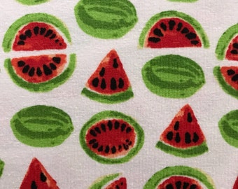 Watermelon Baby Trousers - Comfort // Red // Green // White // Summer // Fruit // Holiday // Spring // Leggings // Harems // Handmade //