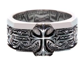 Silver ring Renaissance