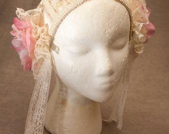 Handmade Bellydance Cosplay Performance Costume Headdress Headband
