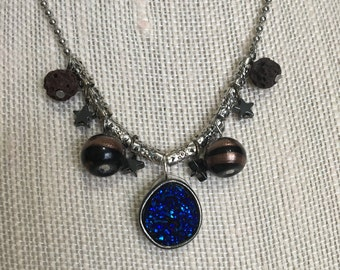 Space Themed Necklace