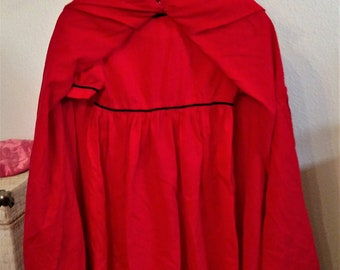 Little Red Riding Hood Costume Child's