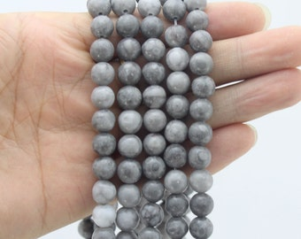 20 % Natural medical stone beads gemstone  beads Round Beads ,gemstone wholesaler  One Full Strand,stone Beads--15-16 inches--NC91