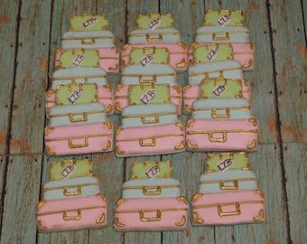 SUITCASE TRAVEL cookies