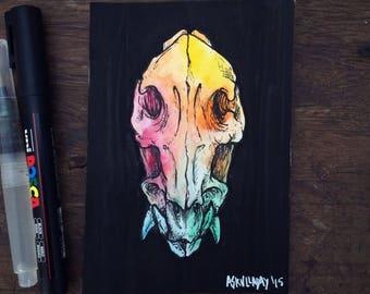 Inktober 2015 Day #14 - (Original drawing)
