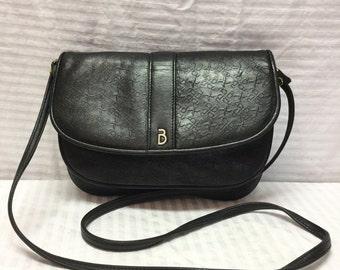 Bando, Tooled Leather Purse, Bag, Shoulder Bag,saddle bag