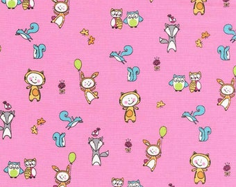 Michael Miller Let's Play Candy Playing Around Fabric - 1 yard - NEW