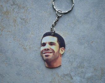 Emotional Drake Keychain