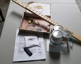 Cigar Box Guitar Family Experience