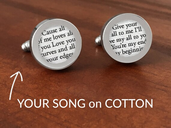 Cotton Wedding Anniversary Gifts For Him: Cotton Anniversary Gift For Him / 2nd Anniversary Gifts For