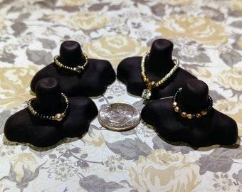 Jewelry display bust