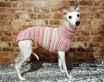 Whippet Sweater / Jumper