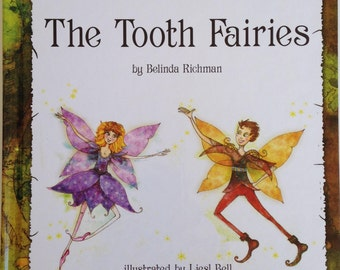 This enchanting children's book, reveals what happens to the tooth after it has been collected by the Tooth Fairies.