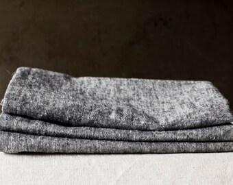 Denim Style Napkin – Hemp / Organic Cotton - Eco-friendly Table Linen