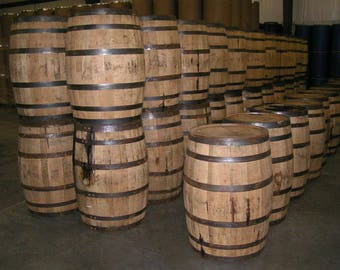 53 Gallon Bourbon Whiskey Barrel - ON SALE! (Lowest Price with Shipping Guaranteed)-SouthEast Delivery 99, Other 149