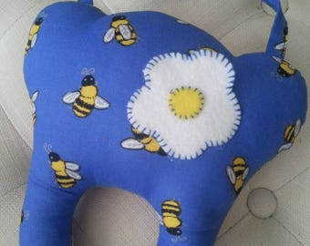 Bee Tooth Fairy Pillow