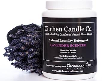 1kg Lavender Laundry Detergent