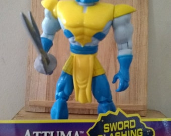 Marvel attuma action figure vintage