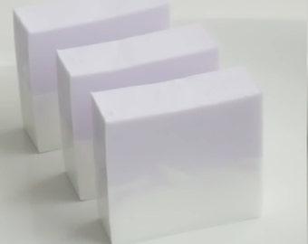 Lavender Chamomile Spa Bar, Lavender Soap, Chamomile Soap, Soothing Soap, Glycerin Soap, Handmade Soap