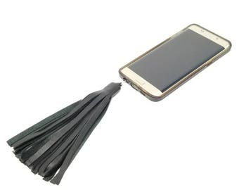 Cellphone Charm | Mobile Phone Charm | Phone Charm | Phone Tassel | Cell Phone Charm | Phone  Bling | Dust Plug Bling | Headphone Jack Charm