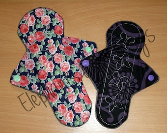 CSP Plus Butterfly / Sanitary pad ITH Embroidery design file