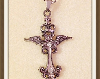 MWL Royal Winged Cross