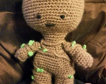 Baby Groot Dilly Dolly