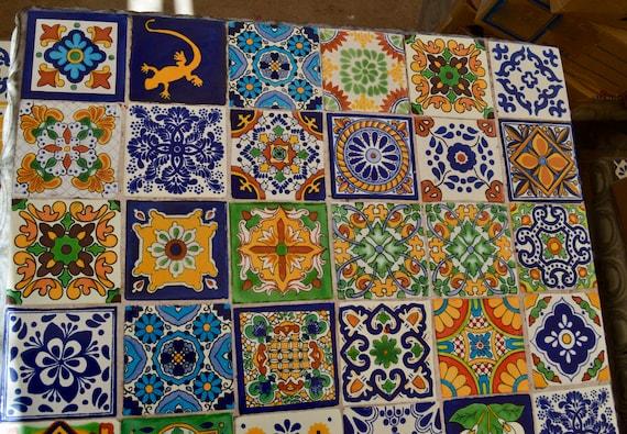Vendita piastrelle messicane stock piastrelle materiali edili
