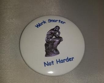 Work Smarter Not Harder Version 1 - A-B10010