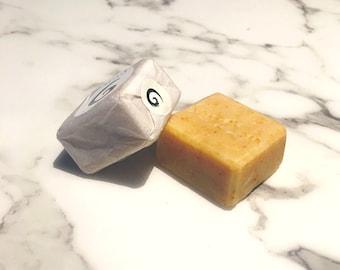 Elixir G Cinnamon, Clove, & Recycled GInger Soap