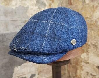Fetching Fez- style harris tweed hat ZOMqBh