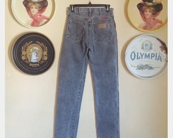 90s Gray Stonewash Wranglers