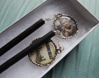 Walking Dead Daryl Sticks