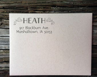 Address Labels, Return Address, Address Label, Address Stickers, Custom Return Address Labels, Art Deco Return Address Labels, Wedding Label