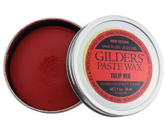 Gilders Paste - Tulip Red (PM2012)