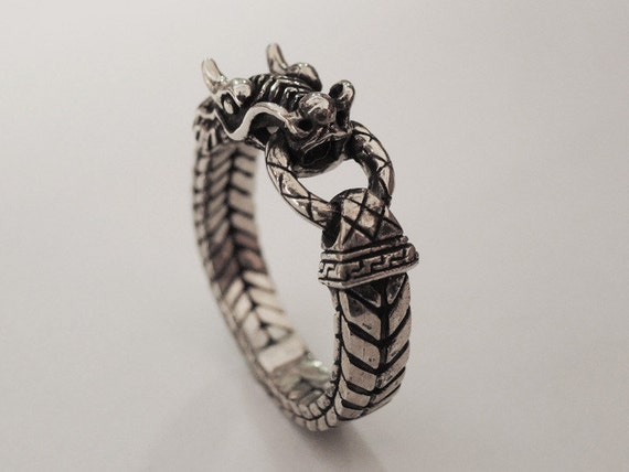Australia Silver Ring