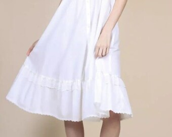 70s Boho Gunne Sax Dress - XXS // Vintage White Lace Romantic Prairie Hippie Midi