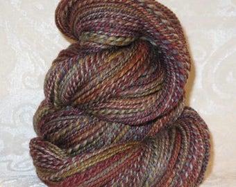 Handspun Yarn - Merino, Yak, Silk