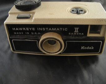 Kodak Instamatic II Camera
