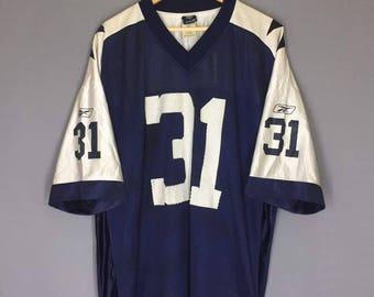 Rare NFL Jersey R. Williams Size 2XL