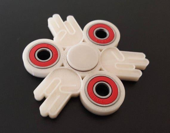 Custom Color Changing SHOCKER Fid Spinner Desk Toy