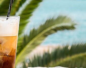 Coffee scented Apple Goji Berry & coconut 150 gr