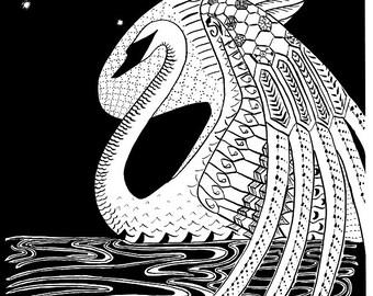 Cygnus (print)