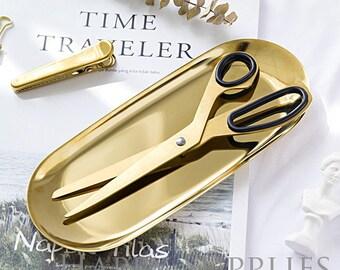 Brass Golden Designer Stainless Steel Scissor