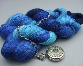 Decadent 4ply Sock & Shawl Yarn. Morpho