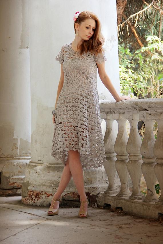 Сrochet dress dress