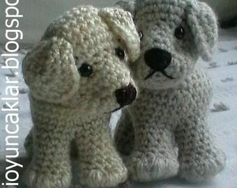 Amigurumi Little Dog Pattern
