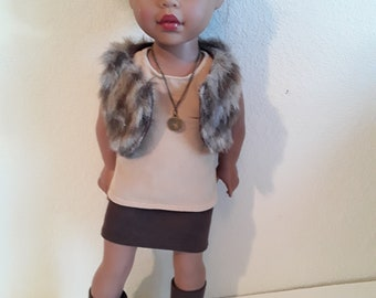 18 Inch Girl Doll Outfit #182