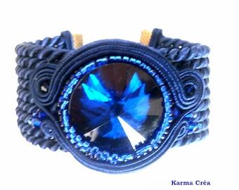 Royal Navy  cuff bracelet